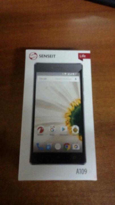 Senseit A109 ( 4G ) новый – купить, цена 3 000 руб., продано 29 ... 7ce435450e2