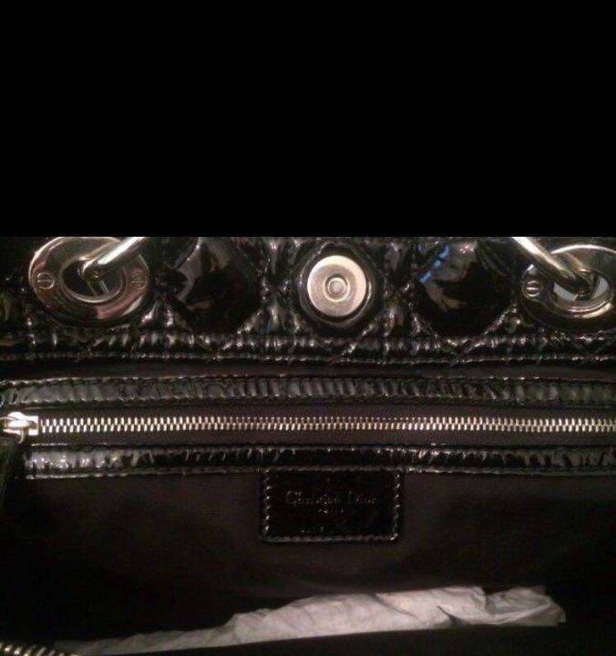 35c10074f524 Сумка Christian Dior оригинал – купить в Красноярске, цена 20 000 ...