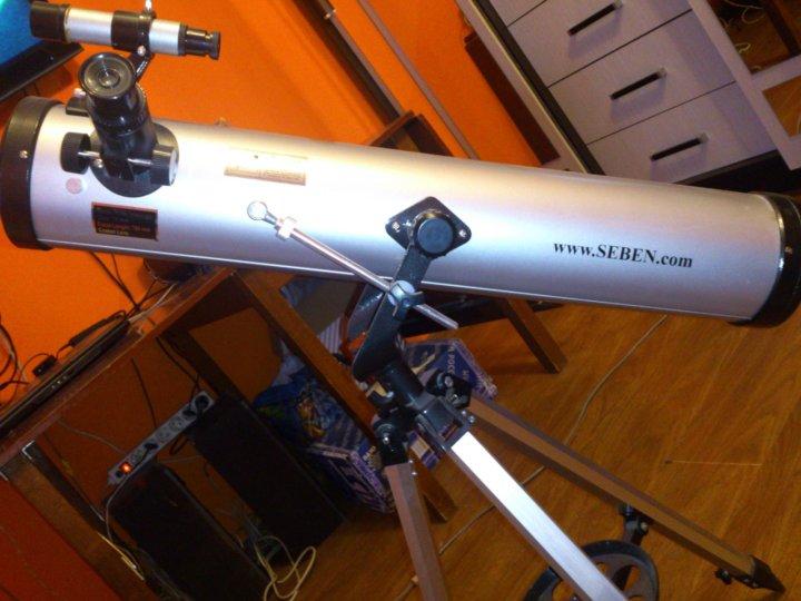 Telescope seben seben reflector telescope