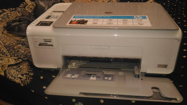 C4200 BAIXAR IMPRESSORA HP