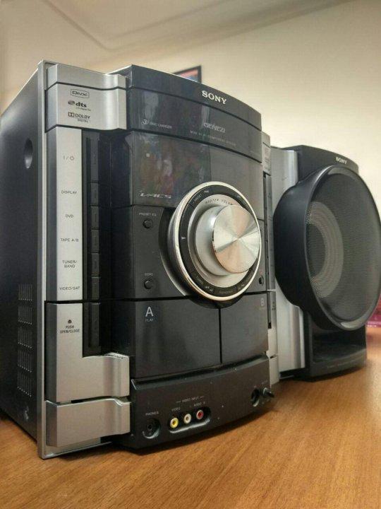 a9a0aa364b8a Музыкальный центр Sony MHC-RV333D – купить в Москве, цена 2 700 руб ...