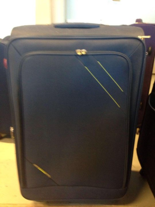 db813c5e83ed Новый Большой чемодан L. Lambertazzi 70х45 – купить в Москве, цена 2 ...