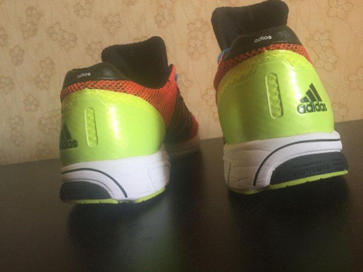 c301b43c Красноярск. Продам кроссовки-марафонки adidas adizero adios 2. Фото 4.  Красноярск.