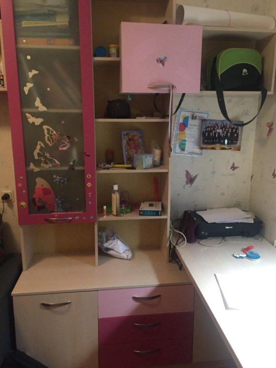 f3b9f91a8f0c Набор детской мебели для девочки – купить в Санкт-Петербурге, цена ...