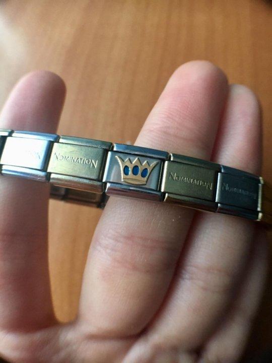 браслет Nomination купить в томске цена 2 200 руб продано 23