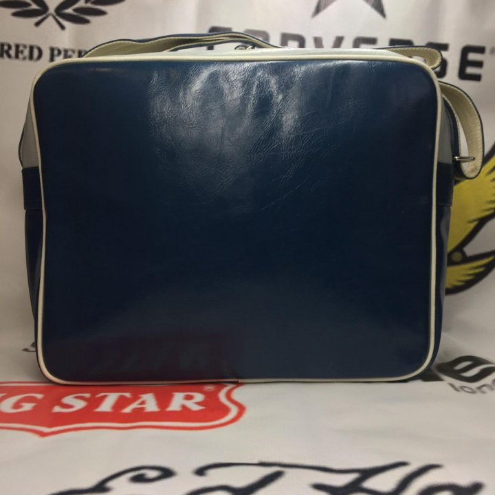 59a466567101 Сумка Fred Perry Classic Shoulder Bag – купить в Красноярске, цена 4 ...
