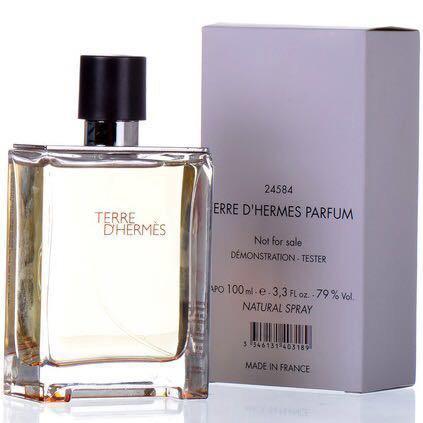 Hermes Terre Dhermes Pour Homme купить в москве цена 2 750 руб