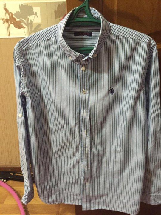 b26ee2574492284 Рубашка мужская фирмы US polo assn – купить в Химках, цена 700 руб ...