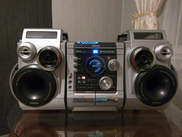 fe5d12330c5b Б У Музыкальный центр Samsung MAX-KJ740 – купить в Подольске, цена 3 ...