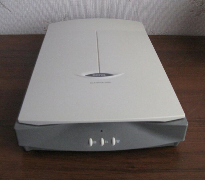 benq 6678-9bz scanner driver