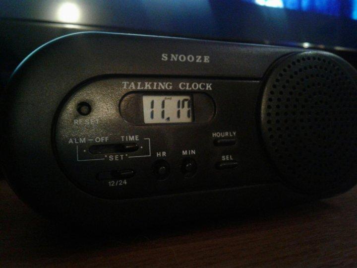 Talking Clock Говорящие Часы-Будильник Инструкция - damdom