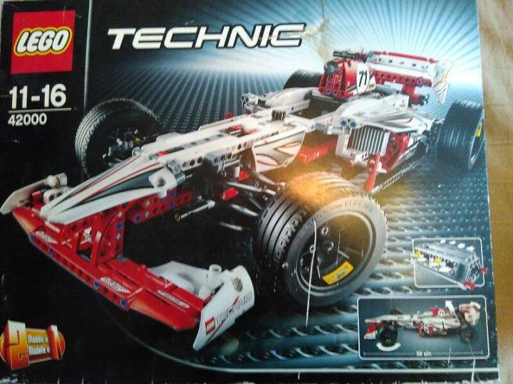 Lego Technik 42000 Formula 1 Kupit V Ekaterinburge Cena 8 000
