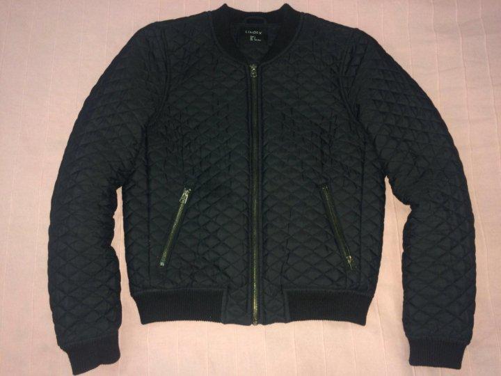 51575a2545f Стеганый бомбер Lindex куртка – купить в Санкт-Петербурге