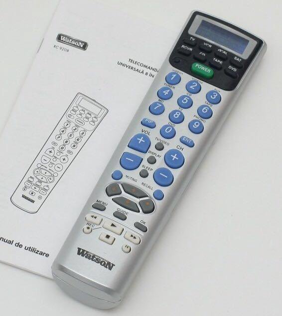 watson rc9206 инструкция