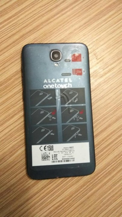 Alcatel 6037Y Flash Tool - Kiqasyp