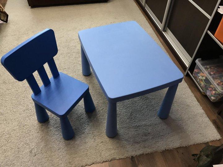 детская мебель Ikea Mammut икеа маммутбу купить в красноярске