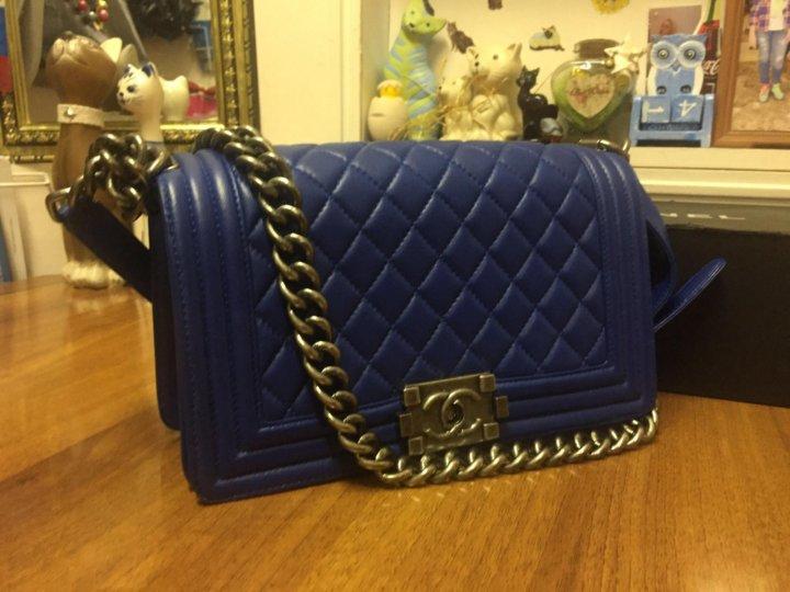 441caefdb62f Chanel, Натуральная кожа, люкс – купить в Москве, цена 5 000 руб ...