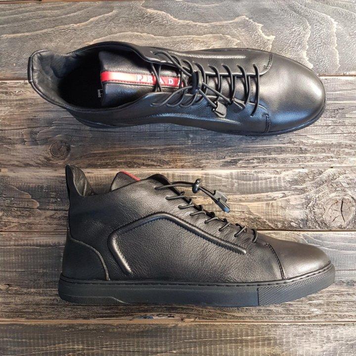 dfeb110d7fd2 Обувь PRADA – купить в Москве, цена 5 500 руб., продано 27 марта ...