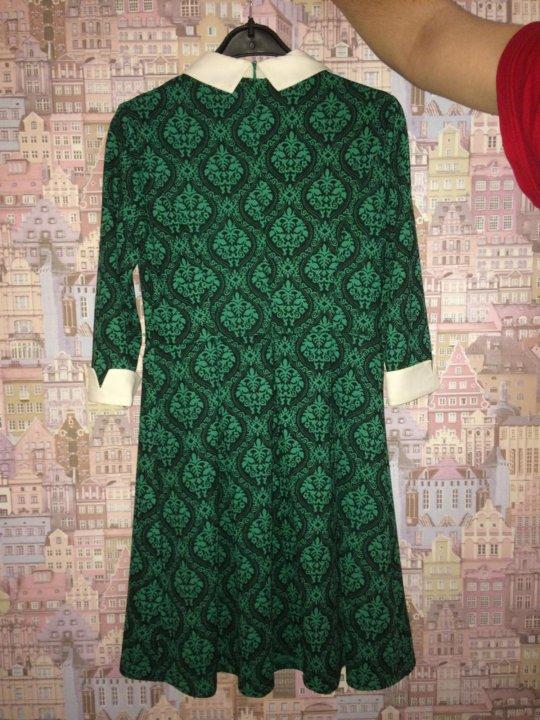 Платье эвона зеленое инканденс
