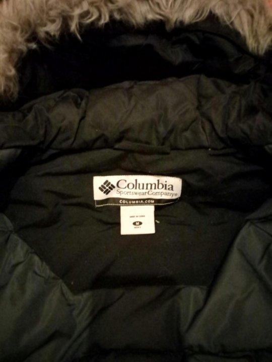 Пуховик Colambia – купить в Москве, цена 15 000 руб., дата ... aff7ca6b804