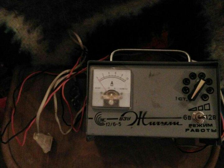 выпрямитель зарядный универсальный жигули взу-126-5 инструкция