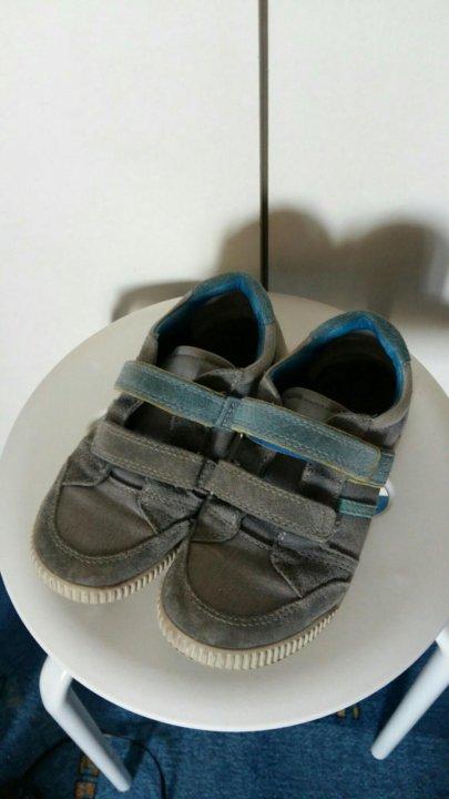6b97185b2 Обувь Ecco д/м р.34-35 – купить в Нахабино, цена 600 руб., дата ...