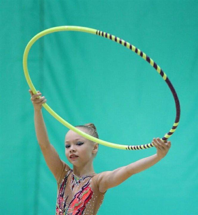 Обруч для гимнастики картинки
