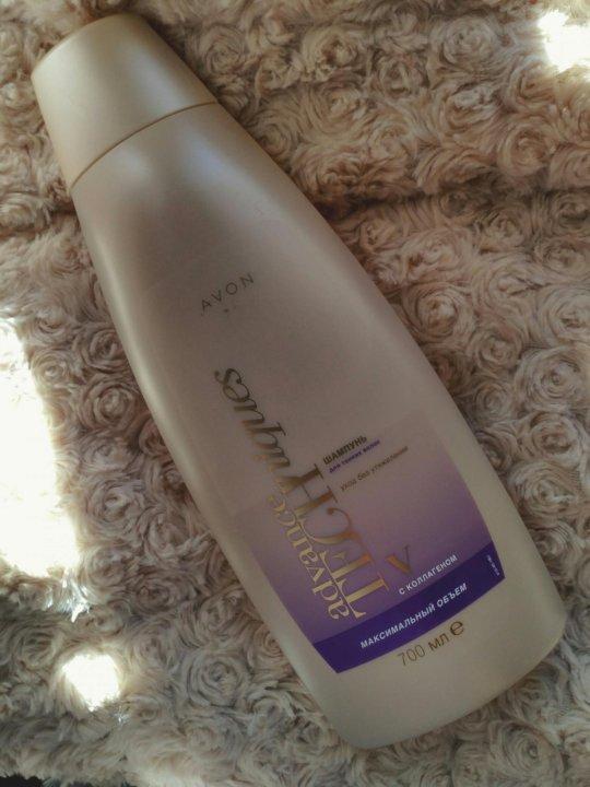 Avon shampoo купить в украине косметику артдеко
