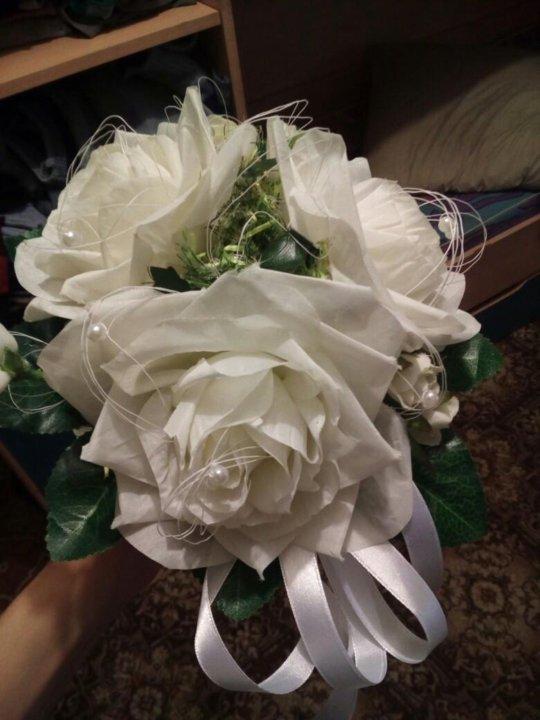 Букеты сердце, букет невесты дубликат цена