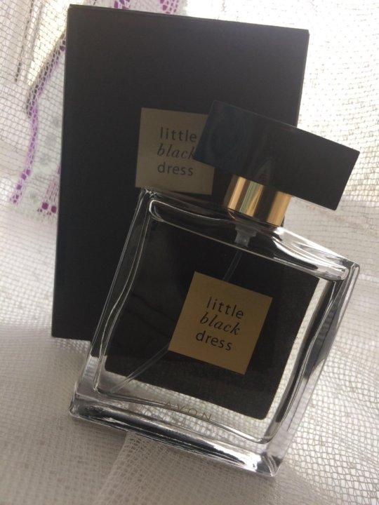духи black dress цена