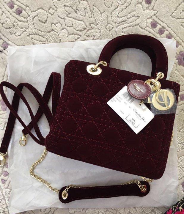 e320cc942200 Dior сумка новая – купить в Махачкале, цена 2 500 руб., дата ...