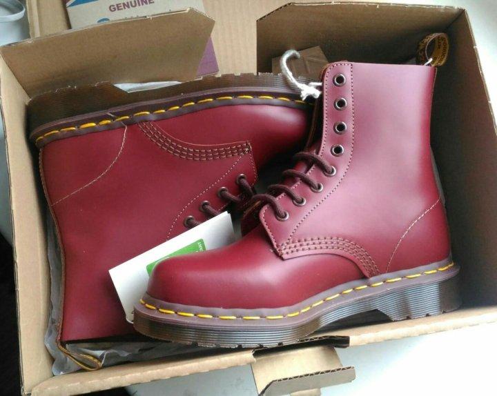 Новые Dr Martens Англия ботинки оригинал – купить в Москве 8056bc2e971c5