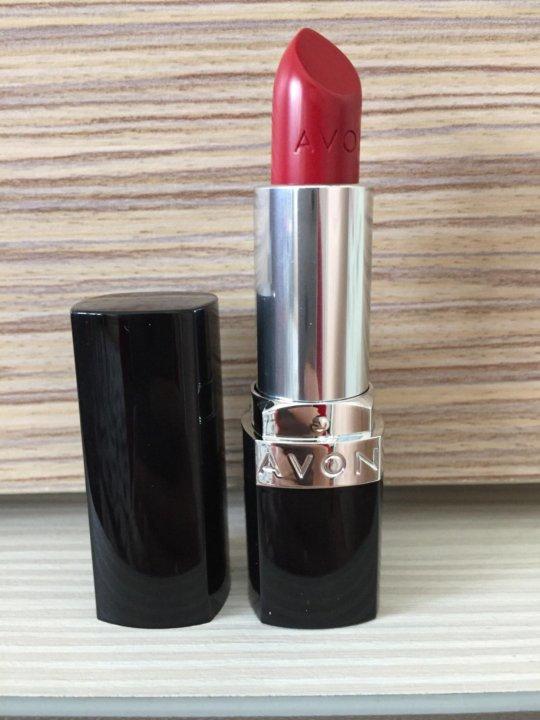 Красная помада avon секреты красоты косметика купить в ростове