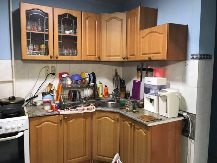 купить кухонный гарнитур бу город