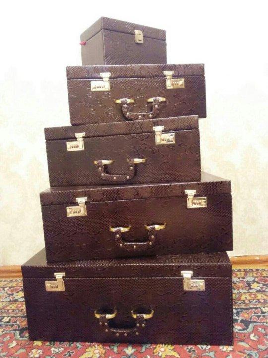 Свадебные чемоданы 💮 – купить в Грозном, цена 5 000 руб., продано 1 ... 21c7880f981