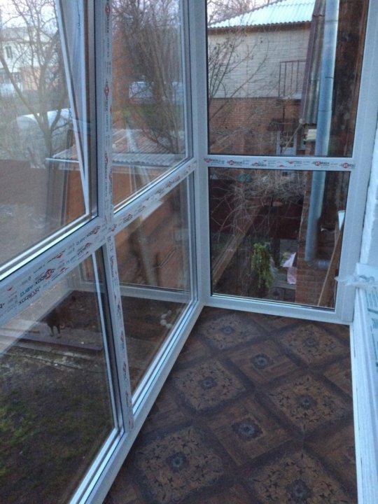 Застеклить балкон новочеркасск остекление балконов владимир отзывы