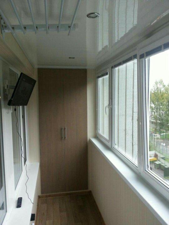 Ремонт балконов химки сколько стоит внутренняя отделка балконов