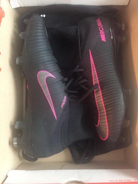 Футбольные бутсы Nike Mercurial Superfly V FG – купить в Москве ... 76b1de2f09b
