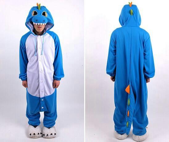 Кигуруми пижама Динозавр синий Южная Корея – купить в Москве 954a3f8ddd363
