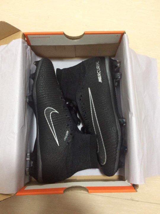 Футбольные Бутсы Nike Mercurial Superfly V FG – купить в Москве ... 6ebbce103fa