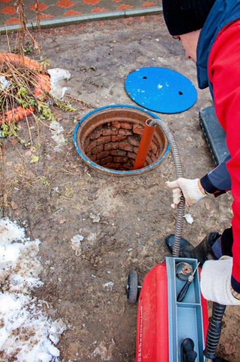 Очистка канализации саратов