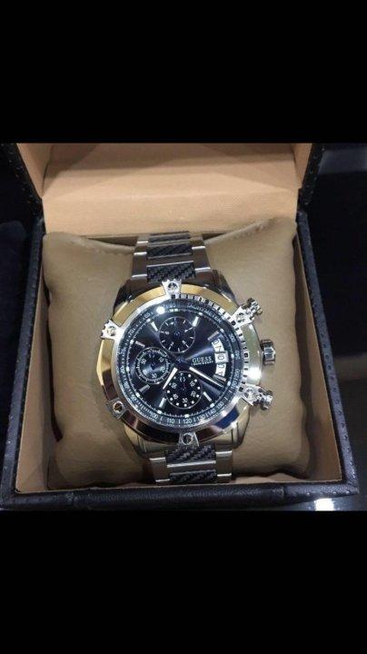 Часы guess продать в стоимость час экскаватора
