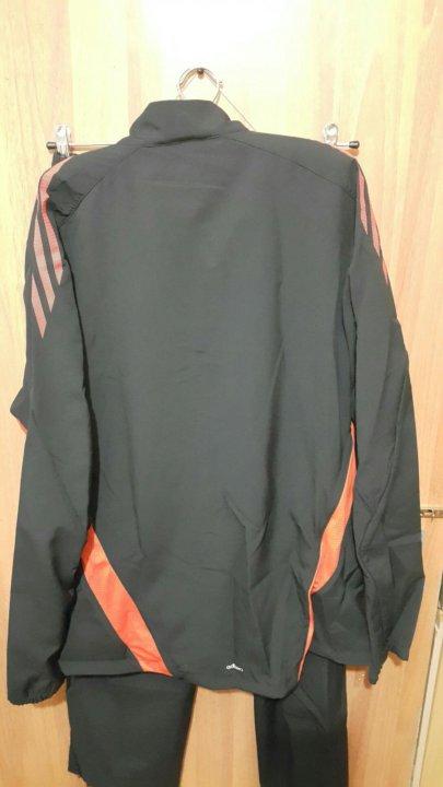 ae1860d9 Adidas Спортивный костюм мужской 52-54 (L) – купить в Москве, цена 5 ...