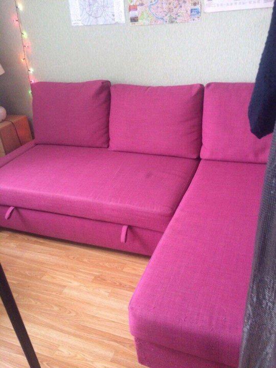 замечательный диван кровать Ikeaторг купить в домодедово цена 13
