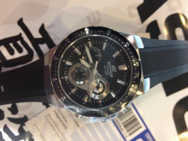 Часы Casio Edifice EF-552-1 – купить в Красноярске, цена 7 290 руб ... 175396ed4b8