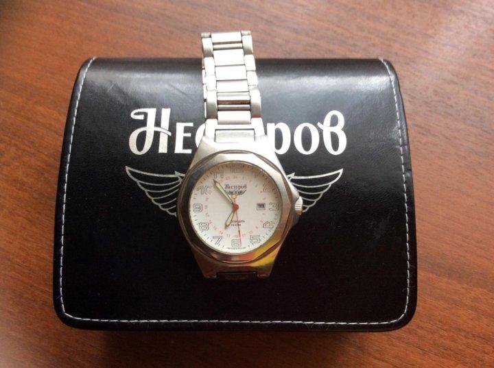 7ea052520f80 Часы Нестеров H094002-74A – купить в Москве, цена 1 500 руб ...
