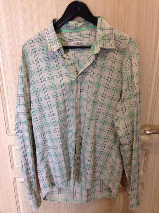 e3a7cd48ff4 Рубашка мужская 46-48 U.S. Polo ASSN оригинал – купить в Чехове ...
