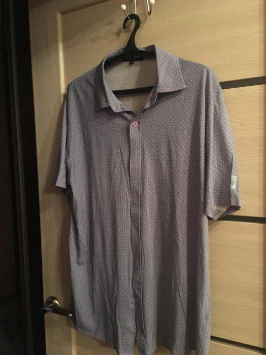 1f00ffee3582 Рубашка мужская Gucci – купить в Москве, цена 1 000 руб., дата ...