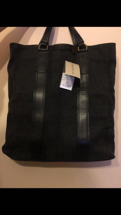 Burberry сумка (оригинал) – купить в Москве, цена 13 000 руб., дата ... 5b3f288ad43