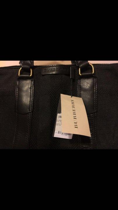 e187b1a75e72 Burberry сумка (оригинал) – купить в Москве, цена 13 000 руб., дата ...